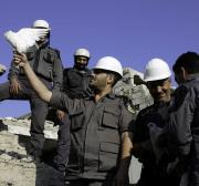 Jordan allows passage of 800 Syrians from White Helmets