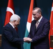 Palestinian developments are straining Turkey-Israel relations