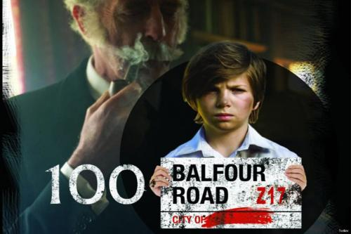 100 Balfour Road, movie poster [Twitter]