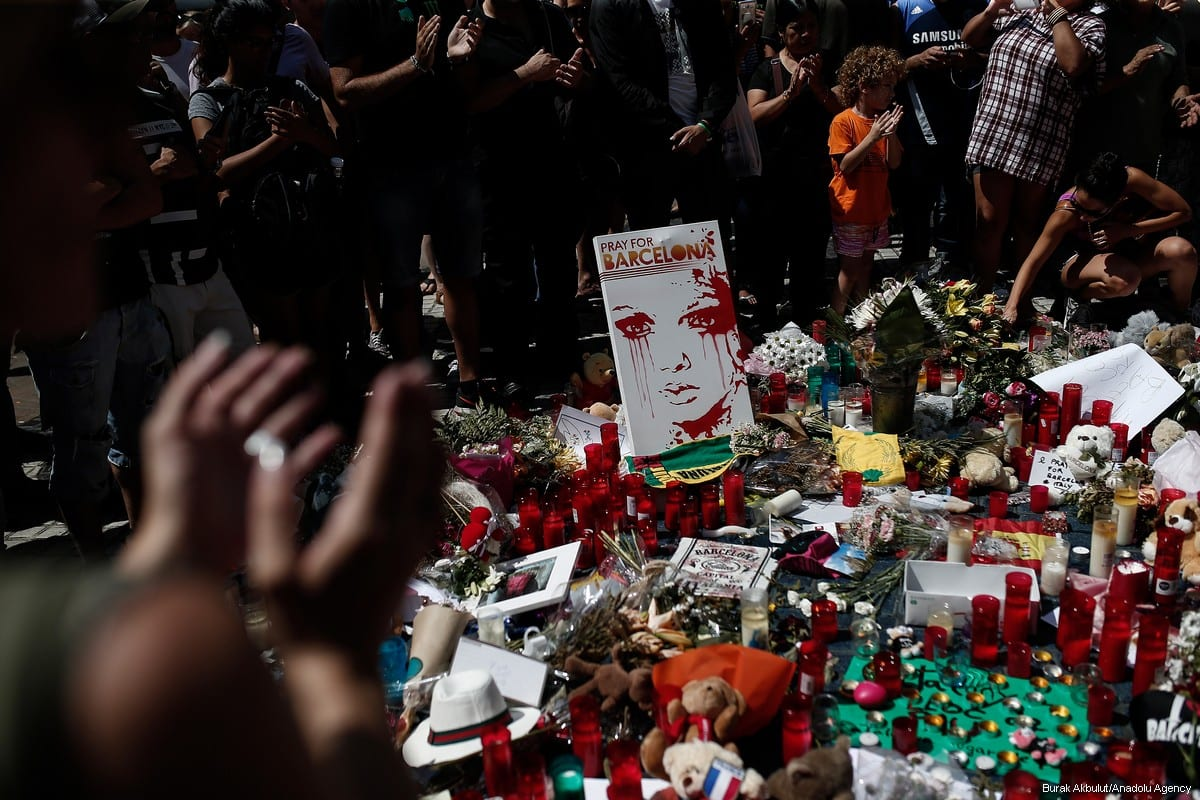 Twin Spain attack: Two suspects arrested from Morocco