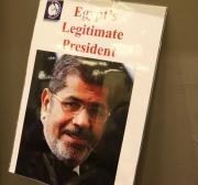 PA bans consolation houses for Egypt's late president, Mohammed Morsi