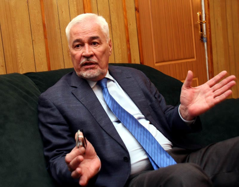 Ambassador to Sudan the Fourth Russian Diplomat to Die This Year