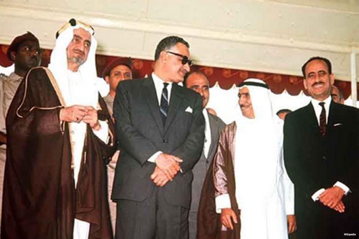 50 years since Khartoum, the Arab world united against the