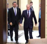 Russia 'invariably' supports sovereignty of Lebanon