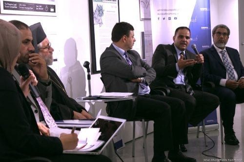 Europal Forum and MEMO event in London on 11 September, 2017 [Jehan Alfarra/Middle East Monitor]