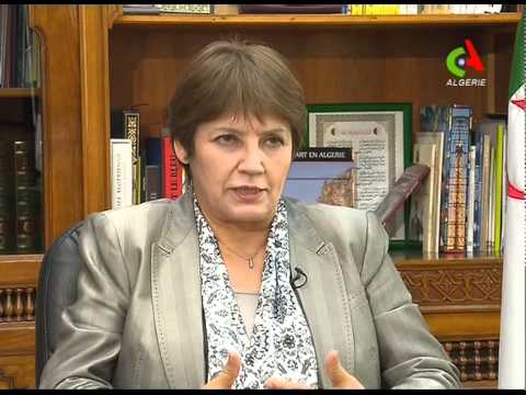 Nouria Benghabrit, Algerian Education minister [Youtube]