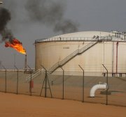 'Guns and oil do not mix in Libya'