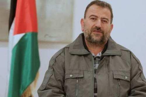 Exiled Hamas leader Saleh Al-Arouri [Quds Press]