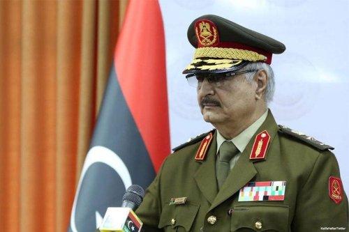Libyan General Khalifa Haftar [KalifaHaftar/Twitter]