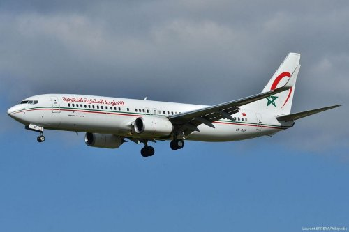 Royal Air Maroc, Moroccan national carrier [Wikipedia]
