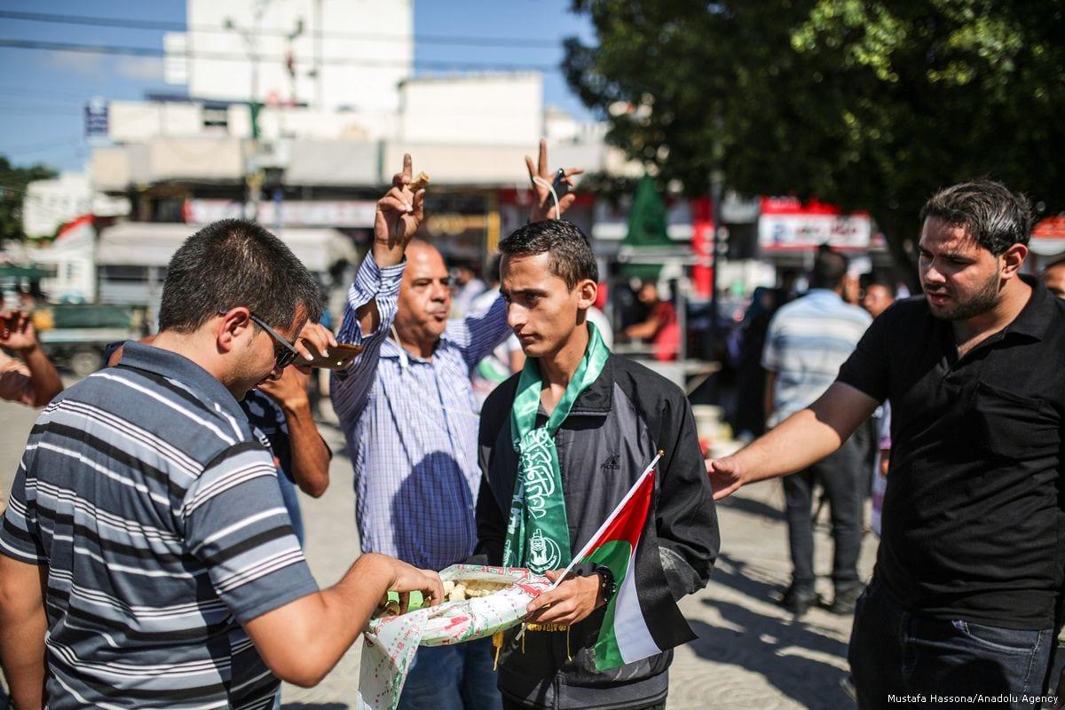 August 2018 gaza strip offer