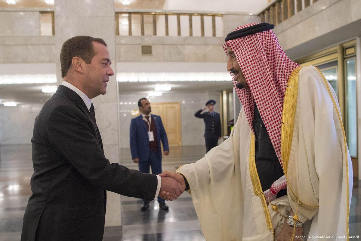Russian fund, Saudi partners sign agreements worth $2.1 billion