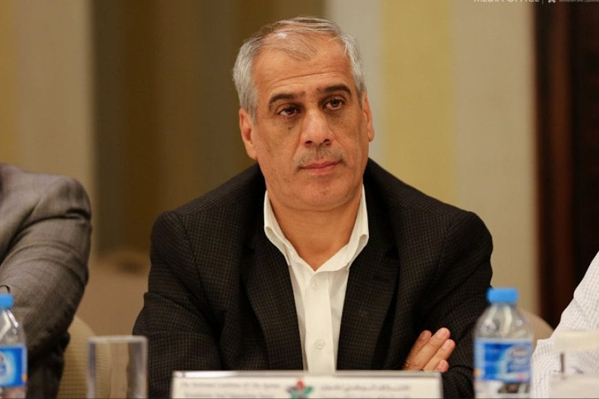 Prime Minister of the Syrian interim government Jawad Abu Hatab