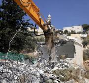 Israel officials prepare for mass demolition in occupied East Jerusalem