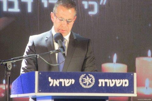 Israeli Minister of Public Security Gilad Erdan, 2 November 2017 [Avi1111/Wikipedia]