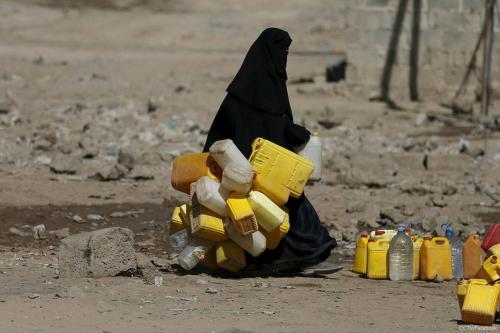 2.5m lack access to fresh clean water in Yemen, says Red Cross