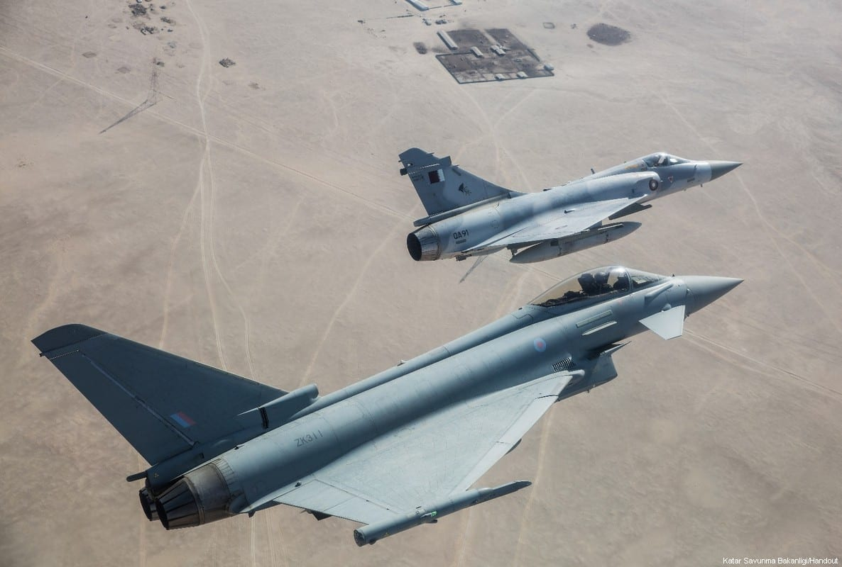 UAE Says Qatari Fighter Jets Intercept Passenger Planes