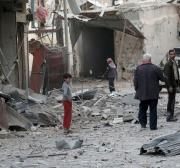 87 dead in Syria as regime pounds besieged Ghouta