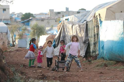 Syria: 8 out of 10 are 'children of war'