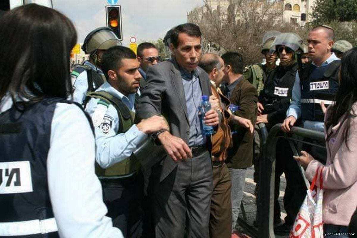 Israel arrests 2 Fatah leaders in Jerusalem