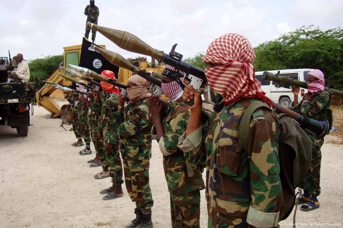 Al-Qaeda aligned militants of Al-Shabaab, Somalia [World Defence Forum/Facebook]