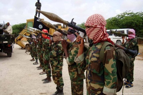 Al-Qaeda aligned militants of Al-Shabaab, Somalia [World Defence Forum/Facebook]