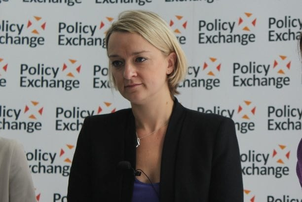 BBC journalist Laura Kuenssberg [Policy Exchnage/Flickr]
