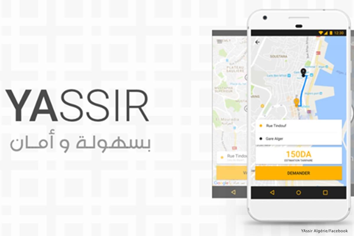 yassir taxi