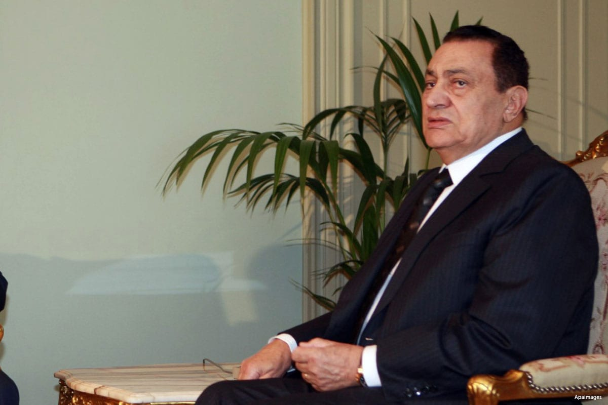 mubarak and son bid for presidency in egypt 2018 elections middle