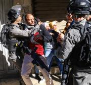 Israeli military issued more than 1,000 administrative detention orders in 2017