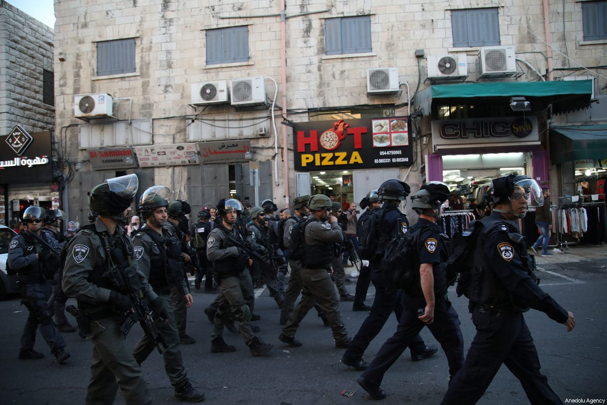 Palestinians killed in clashes over Jerusalem status