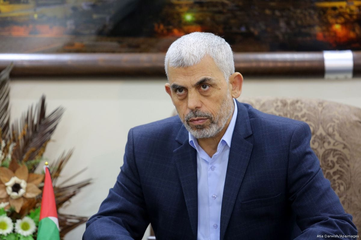 Hamas leader refuses to meet Norway's Middle East peace envoy