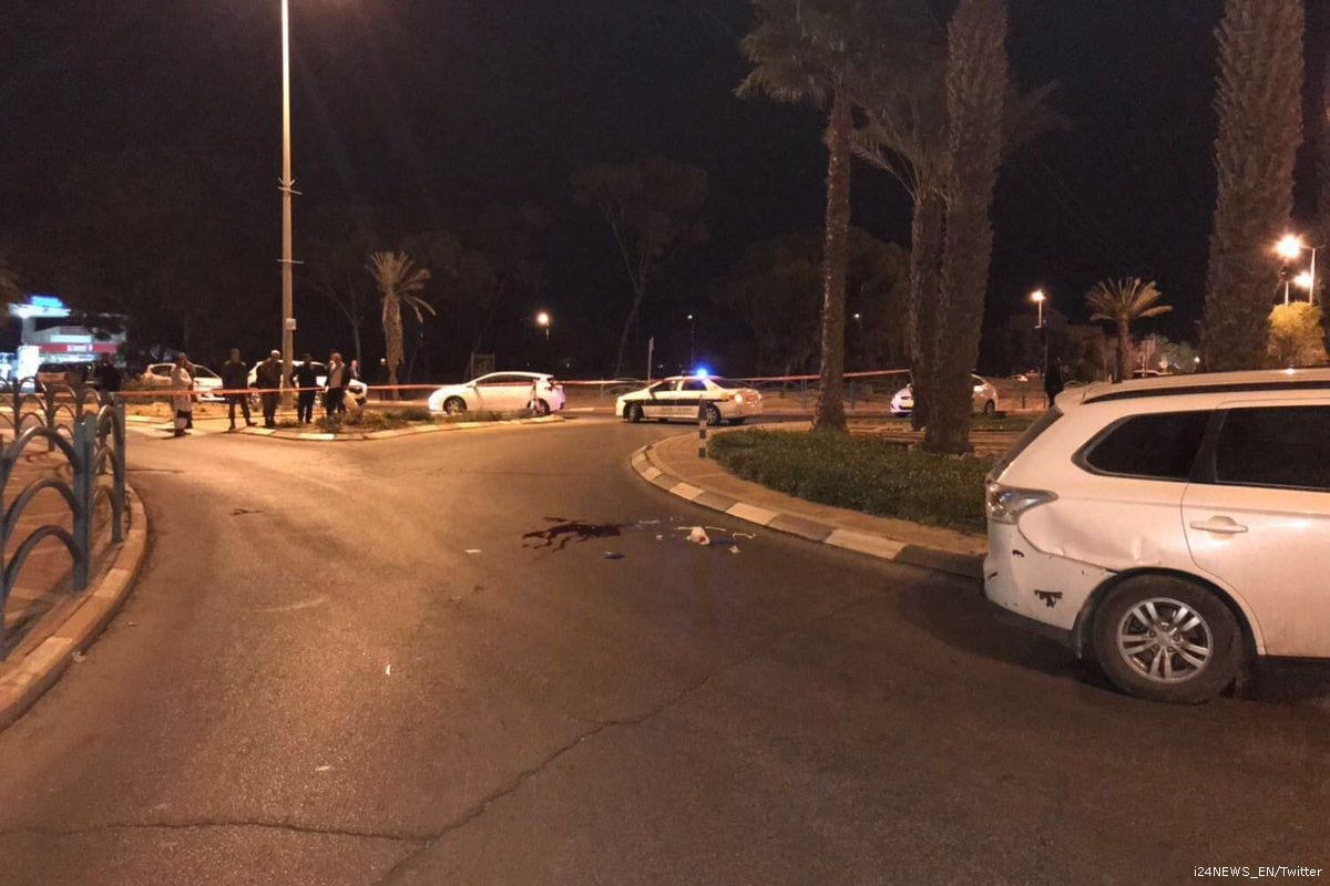 Man Stabbed and Murdered in Arad in Apparent Terror Attack