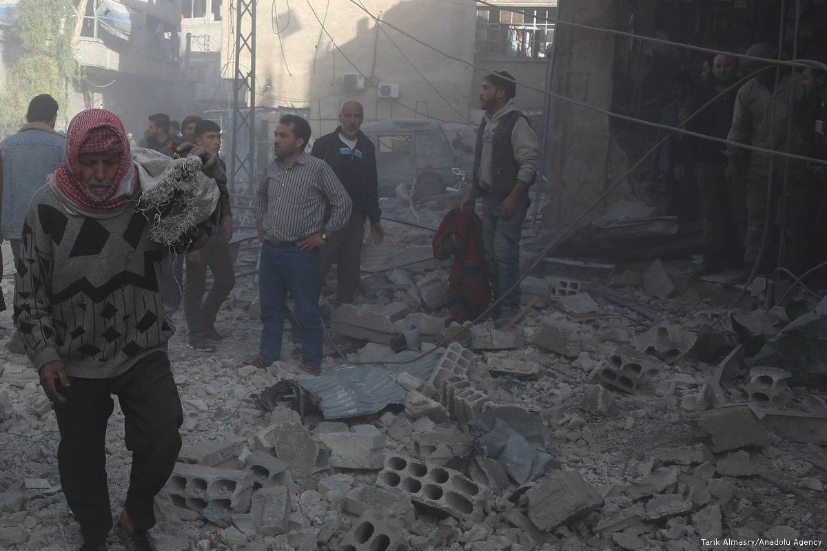 USA air strikes kill 23-member family in Syria
