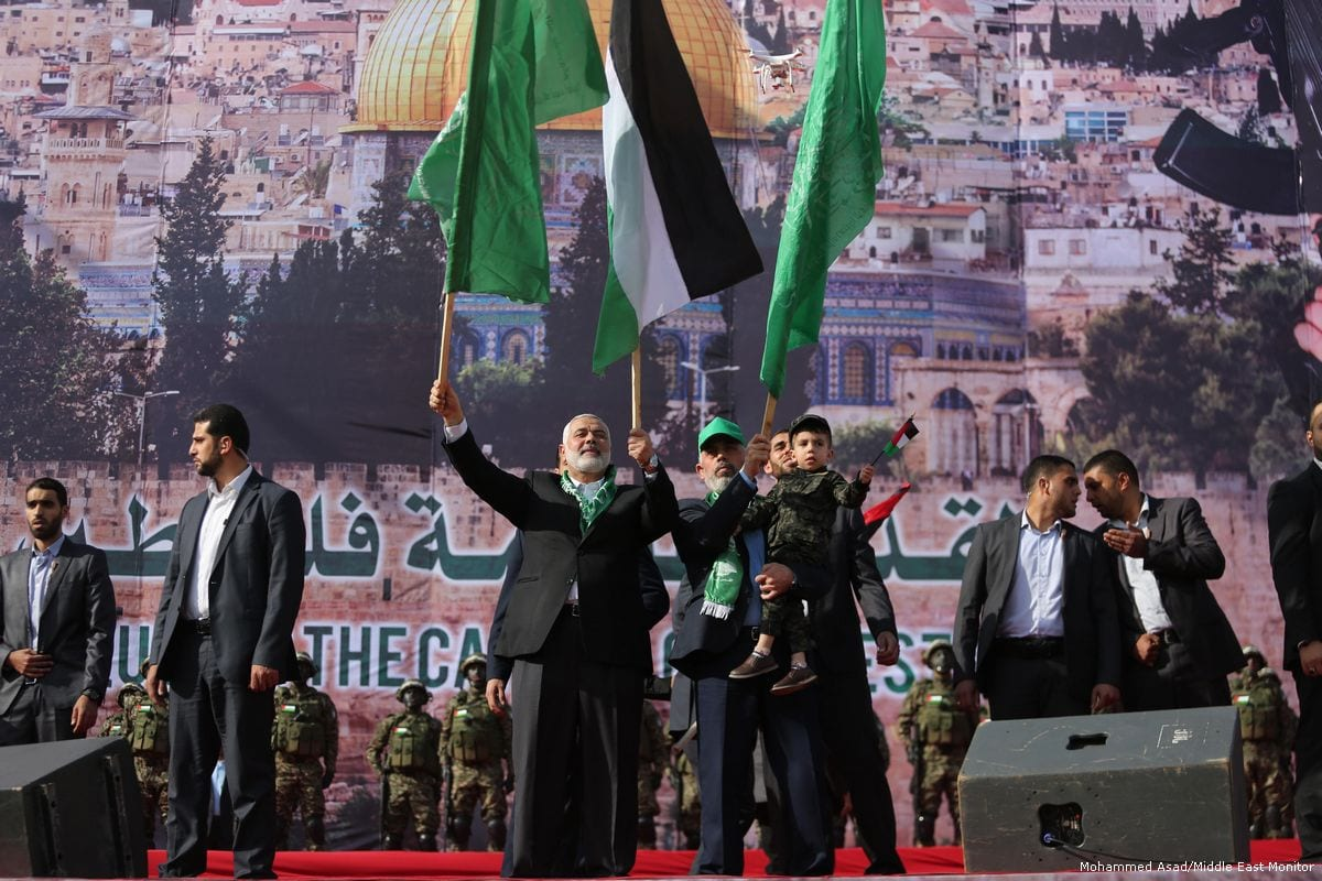 Hamas is worried and silent about Saudi Arabia's policy