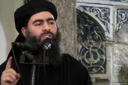 Abu Bakr al-Baghdadi, leader of Daesh [CBSNews/Twitter]