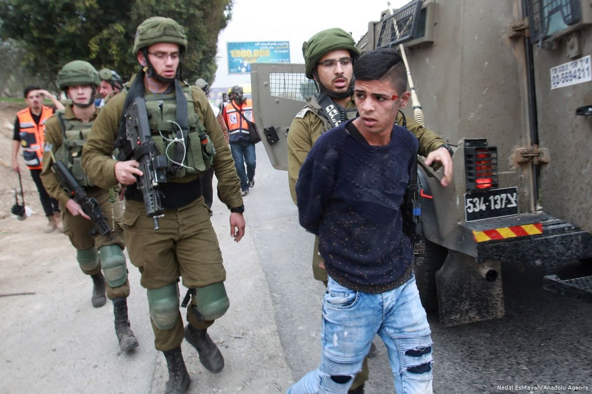 64% of Palestinian children abused during detention
