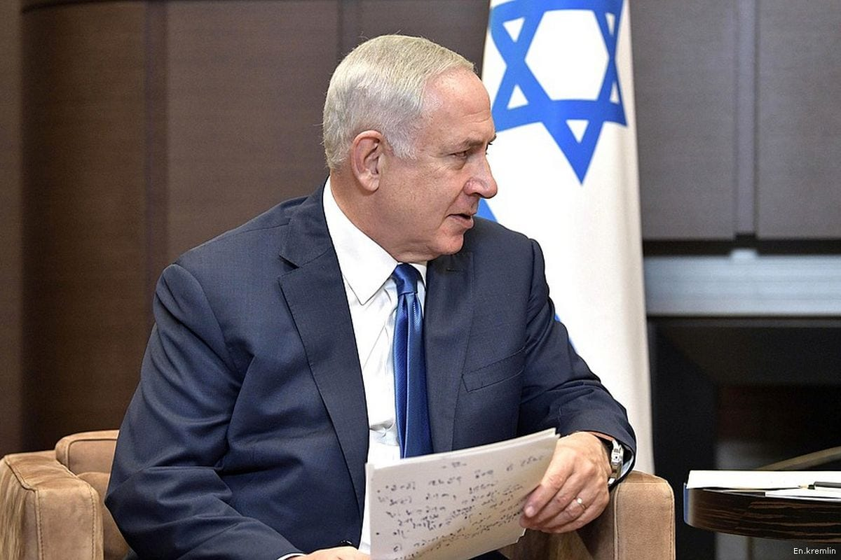 Israeli Prime Minister Benjamin Netanyahu in Sochi, Russia on 23 August 2017 [En.kremlin]