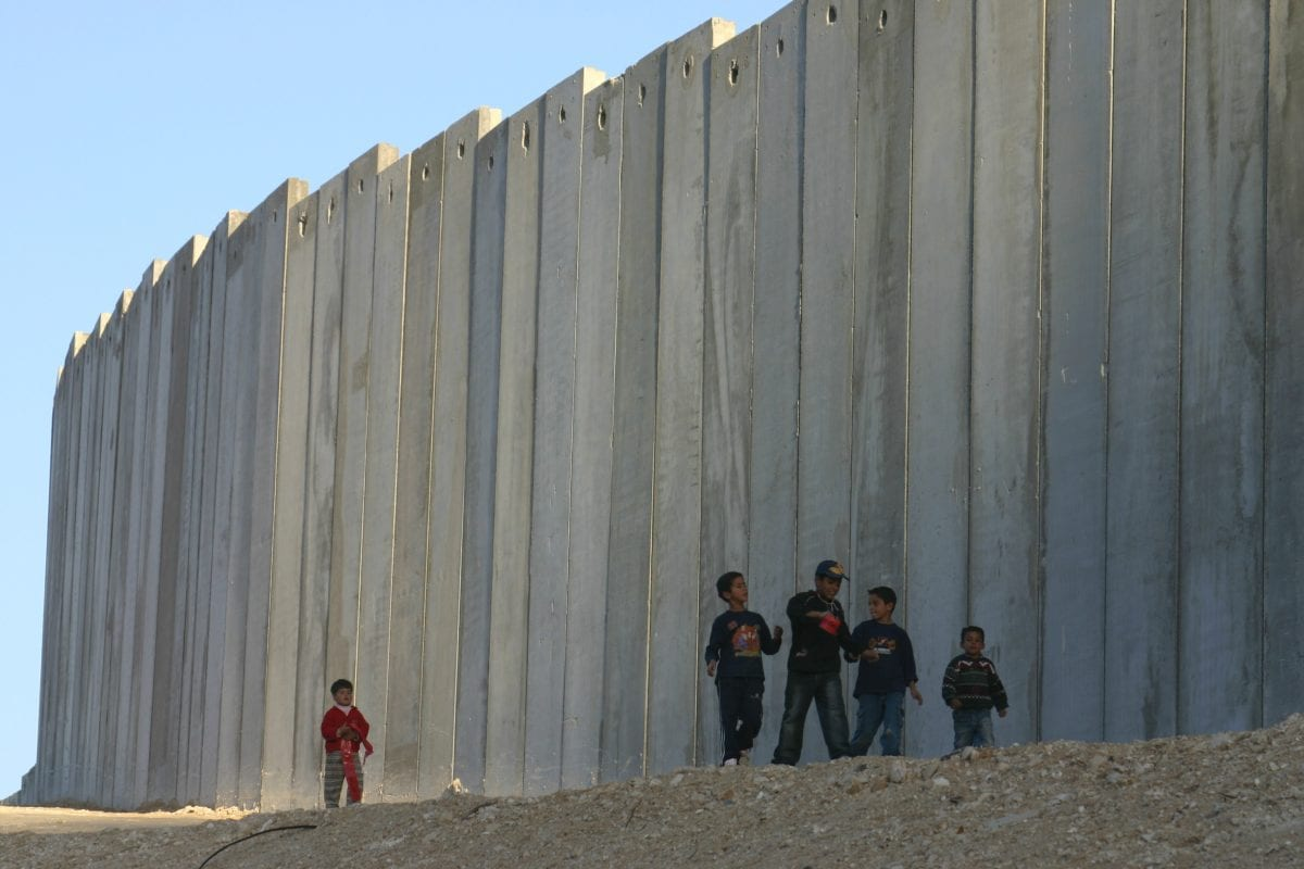 israeli wall Not on twitter sign up,  president trump is right i built a wall along israel's southern border it stopped all illegal immigration great success.