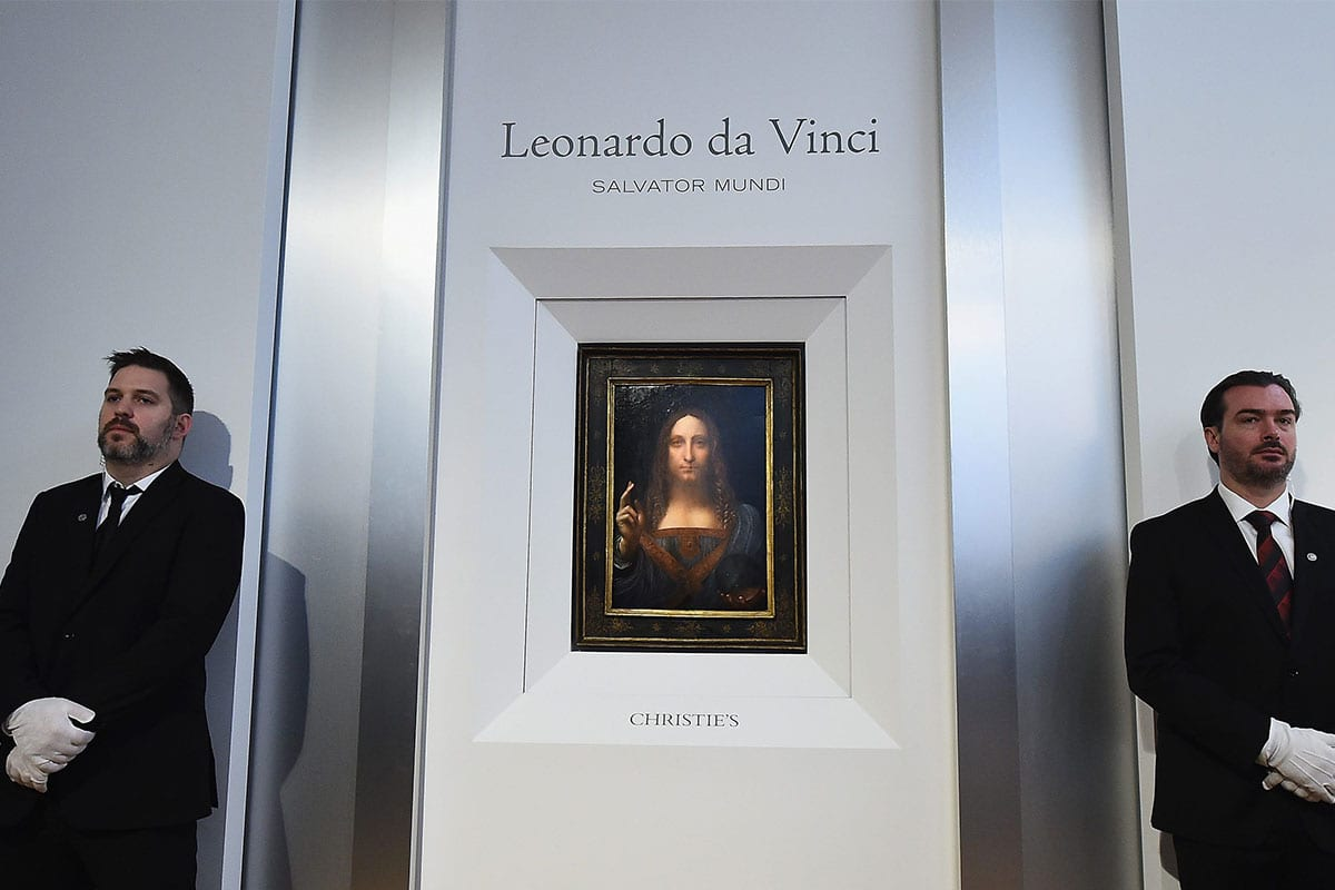 Saudi bought world's most expensive painting is 'lost'
