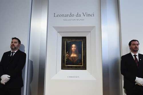 Saudi Crown Prince Buys $450 Million Da Vinci Painting Of Jesus Christ [Twitter]