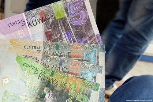 Kuwaiti money [Sathishkumar Neyveli Sandiyar/Facebook]