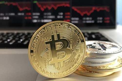 A digital rendition of a Bitcoin [David McBee / Pexels]