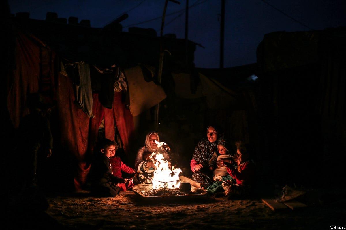 Israeli tanks, plane strike Hamas targets in Gaza after rocket assault
