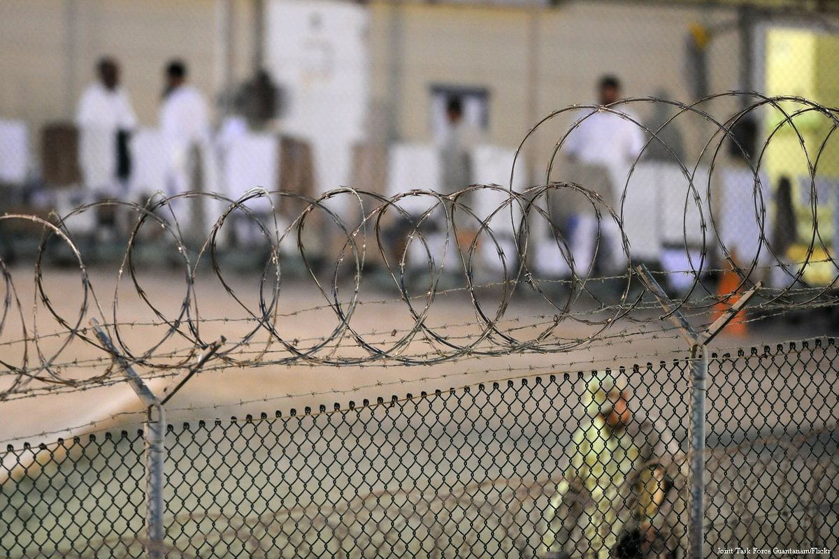Guantanamo Bay detention camp [Joint Task Force Guantanam/Flickr]