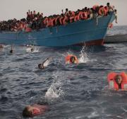 EU using Israel drones to track migrant boats in the Med