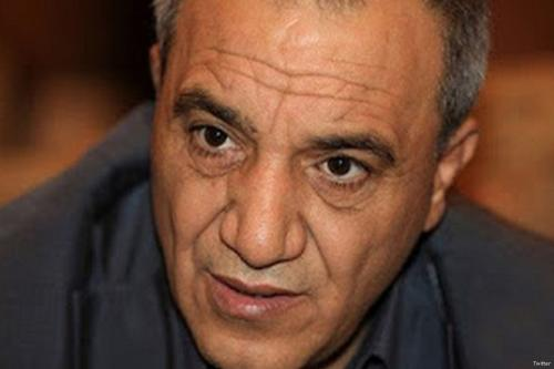 Chief of the Palestinian Authority (PA) Intelligence Services Majed Faraj [Twitter]