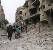 Syria regime prepares for ground offensive on Eastern Ghouta