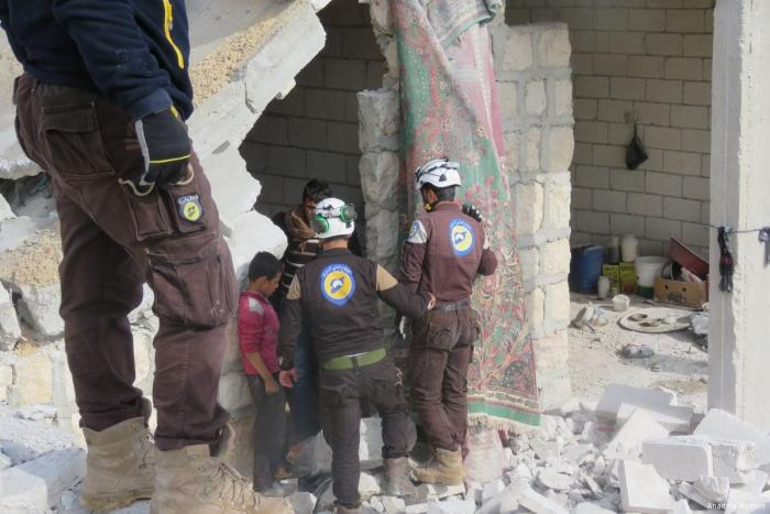 UN express concern at besieged Eastern Ghouta, Idlib