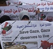 UN blames funding cuts and blockade for Gaza crisis